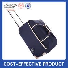 Nylon Waterproof Travel Duffel Bag With Wheel