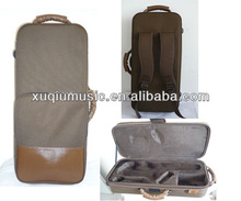 China Cheap Wholesale Alto saxophone Canvas/ ABS / Leather / High Grade Case, bag for Sale