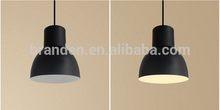 New professional fiber optic aluminium pendant light