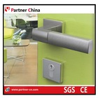 Stainless Steel remove gate lever door handle (04-14A51)