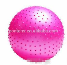 fitness equipment--anti burst gym ball