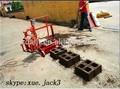 Qmj2-45 mobile centrais de betão, tijolo que faz a máquina preço de lista