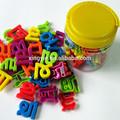 Plastique magnétique coréen lettres, Utile jouets éducatifs