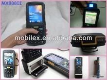 UHF/HF/LF RFID Reader,QR Code,handheld mobile computer(MX8880i)
