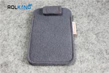 fancy knit mobile phone bag
