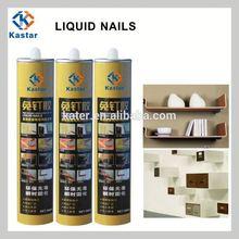 All purpose e paper liquid nails,super construction adhesive