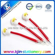 Santa Claus gift ball pen / custom ball pen for promotion