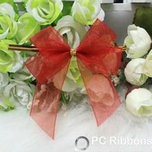 Wholesale organza pull bow ribbon