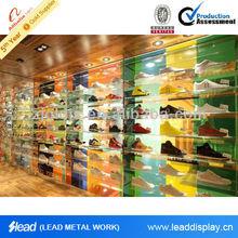 sneakers display