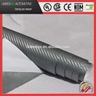 Most Popular Car vinyl sticker used car cover 1.52*30M Gray 3D carbon fiber