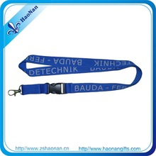 2015HaoNan handicaft manufacturer New product Promotional customized cell phone holder lanyard