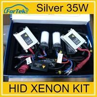 12V 35W DC XENON HID KIT single beam H7 H1 H3 9005 9006