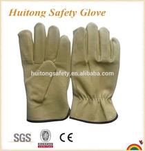 pig grain driving glove rigger glove