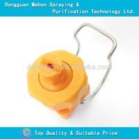 flat fan clip nozzle,pre-treatment adjustable ball nozzle