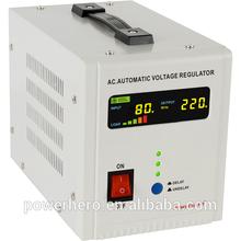2000VA Relay type 80Vac-260Vac Automatic Voltage Regulator