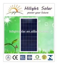 High Quality Reasonable Price 200 Watt Polycrystalline Solar Panel with Tuv Iec Ce Cec Iso Inmetro
