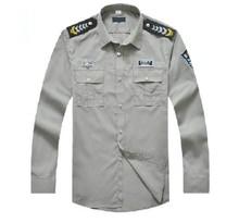 fábrica al por mayor más utilizado de seguridad uniformes de la guardia
