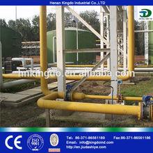 Kingdo company new technology mini biogas plant turnkey project