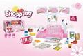 Sıcak alışveriş oyuncaklar kasiyer çocuklariçin ses& ışık bt-007453