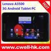 Lenovo A3500 WCDMA lenovo tablet 7ich octacore