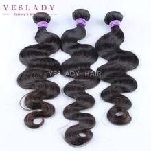 Natural Color Top Quality Virgin Hair Indian Human Hair Exporter