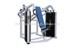 Hammer Strength Machine with weight stack/Shoulder Press H-10