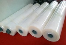 Plastic scrap ldpe film waste