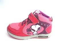 Pink Cute Girlish Sport Outdoor Big Kid Sneaker Shoes