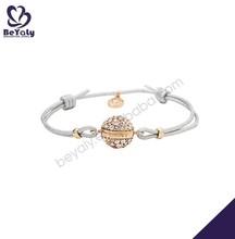 Handmade fashion gemstone silver bracelet luxurious african style bracelet