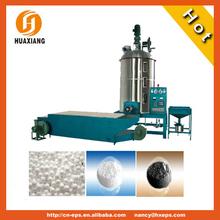Hot eps foam densifier machine