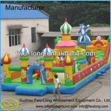 Professional Design Inflatable Jumping Castle For Outdoor Ground