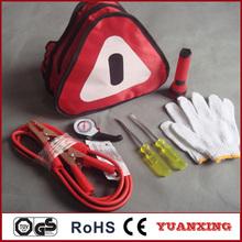 professional car safety kits,auto roadside emergency set XYH201162