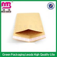 2014 new design accept custom kraft paper envelope bubble