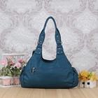 popular fashion lady bags/handbags 2014 washed pu handbag ELEGANT and STYLISH women's bag PERFECT handwork woman handbag Top sel