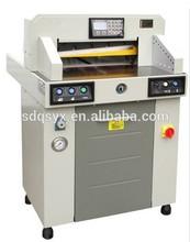 Hydraulic paper cutting machine ,digital small Guillotine paper cutter