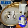 Rtv-2 caucho de silicona del molde decorativo para bastidor de yeso / productos de resina