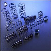 Custom metal spiral coil
