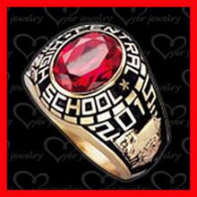 custom design wholesale price class ring jewelry