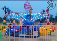 Gold Supplier Amusement Park Rides Theme Park Ocean Walking