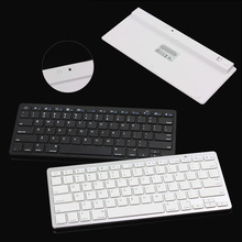 Tablet silicon keyboard case/bluetooth keyboard silicon case for iPad Air 2