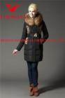 wholesale fashion collar korea women winter coat jacket