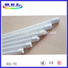 alibaba website hot sale SMD 2835 LED tubes 600mm T8 light for house