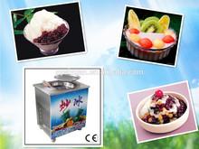 cherry / yogurt / fruit fried ice machine with best price