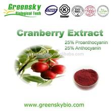Cranberry juice Powder & cranberry extract