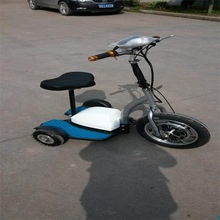 3 wheel zappy scooter, 350W brushless or 500W brushless (Model Number:BL-200)