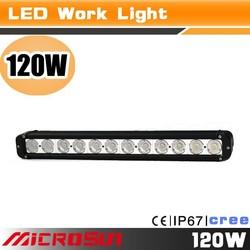 120W driving led light bar / Top led truck rear light