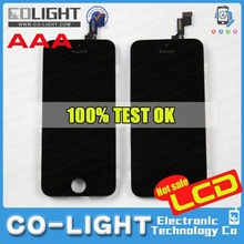 2015 hot products mobile phone lcd/touch screen for iphone 5s