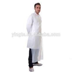 combination of apron