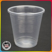 Hot New Products 5oz Disposable PP Clear Plastic Cup