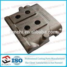 customized precision hydraulic solenoid valve castings iron